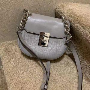 Michael Kors CECELIA Mini Saddle Crossbody Bag NWT